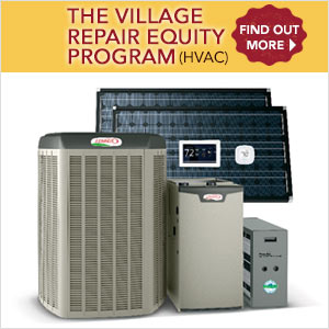 Village Repair Equity Program - A/C Repair