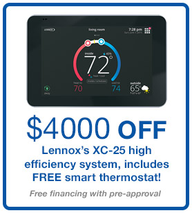 Free smart thermostat