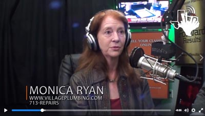 Monica Ryan on Texas Business Radio