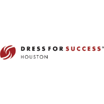 Proud Supportor of Dress for Success Houston