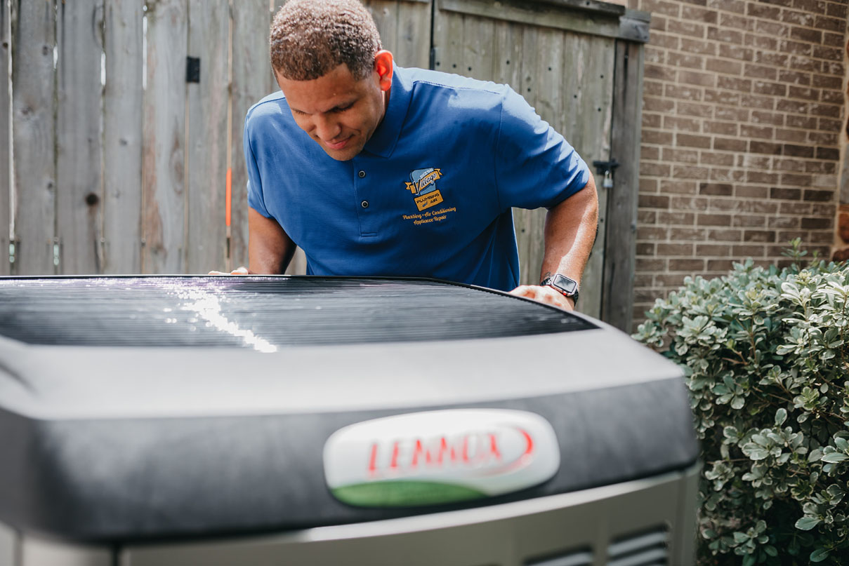Replace your old HVAC Unit
