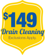 $149 Drain Cleaning